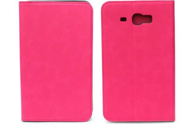 Fashion Flip Cover for Samsung Galaxy J Max 7 inch