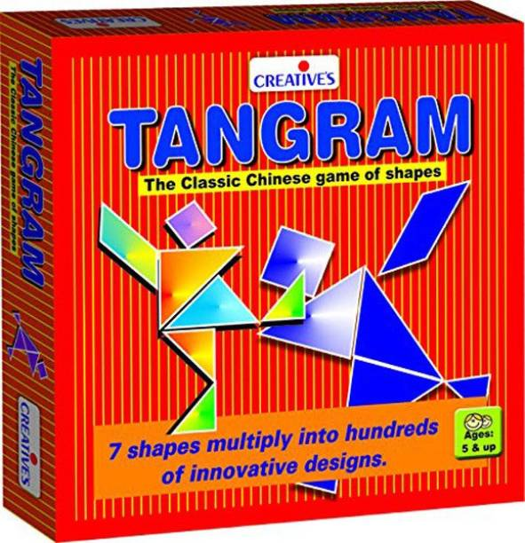 Creatives Tangram