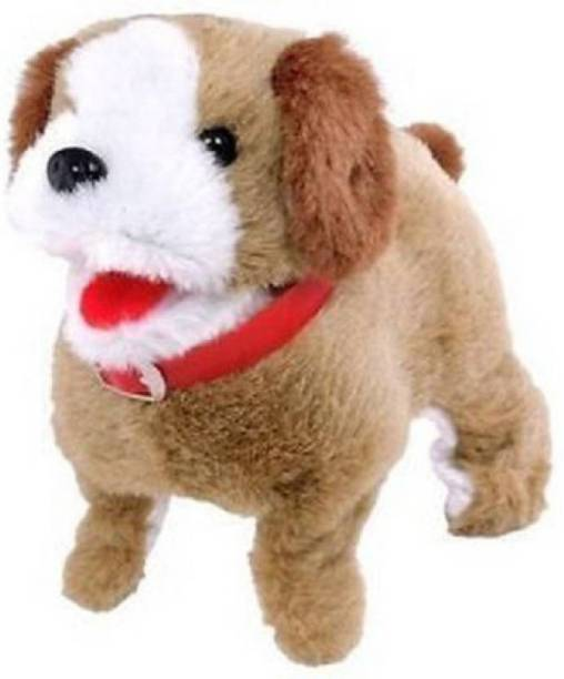 Shopjamke collections Jumping Dog For Kids (Brown)