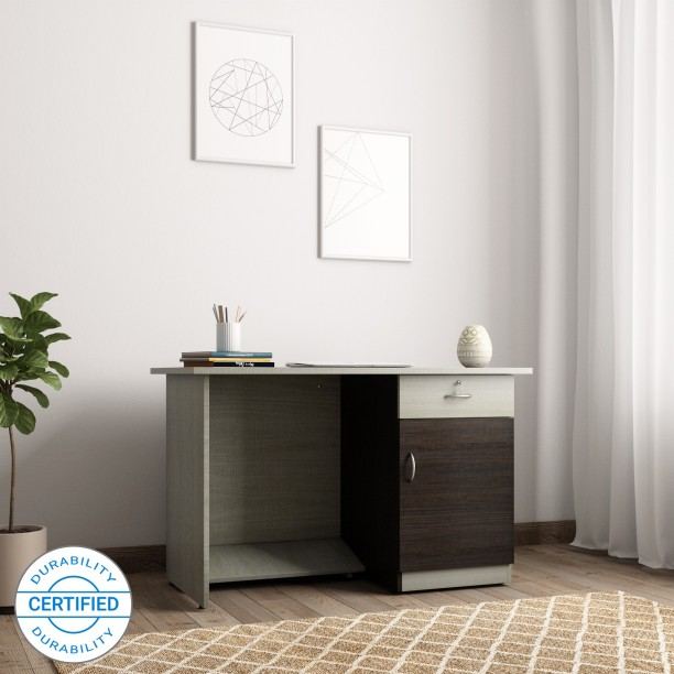 Crystal Furnitech Orion Engineered Wood Office Table