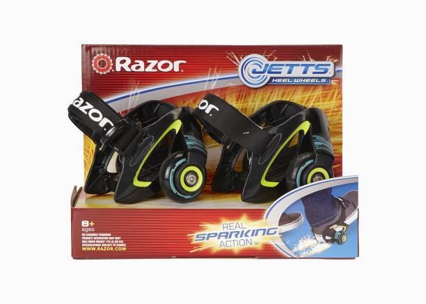 Razor Jetts Heel Wheels In-line Skates - Size 5 UK