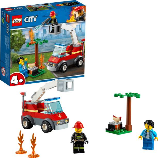 LEGO Barbecue Burn Out (64 Pcs)