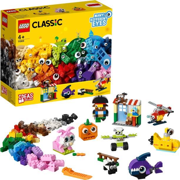 LEGO Bricks and Eyes (451 Pcs)