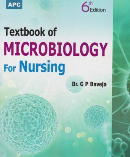 Textbook of Microbiology for Nursing