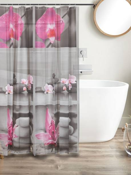 Cortina 180 Cm 6 Ft Polyester Door Curtain Single