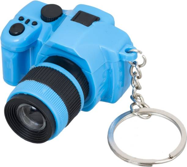 Key Rings Interior Accessories Retro Camera Style Led Flash Light Shutter Sound Key Chains Key Rings Factories And Mines