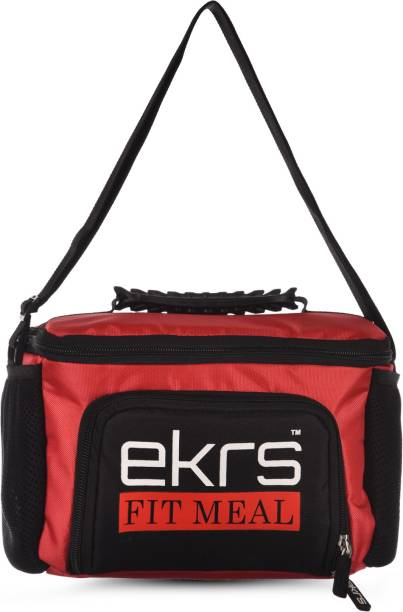 Ek Retail Shop Fit Meal Bag - Gym Meal Prep Management Insulated Lunch Bag  Cooler with 86e893703f4b6