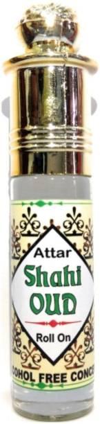 INDRA SUGANDH Shahi Oud Attar Oudh Perfumes For Men 24 HOUR'S LONG LASTING PERFUME 100% Original UAE Herbal Attar