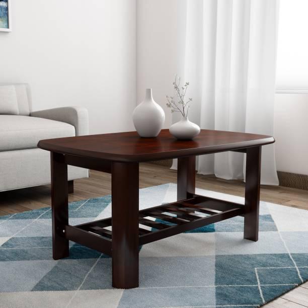 WOODNESS Antony Solid Wood Coffee Table