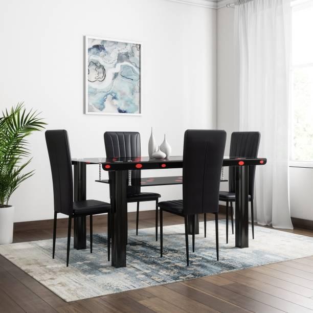 Metal Dining Tables Sets Online At Best Prices On Flipkart