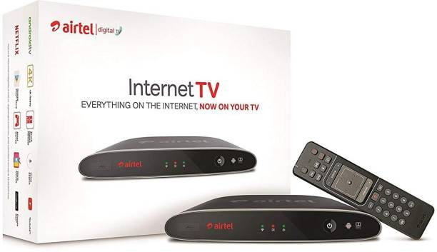 Airtel Dth - Buy Airtel Dth Online at Best Prices In India