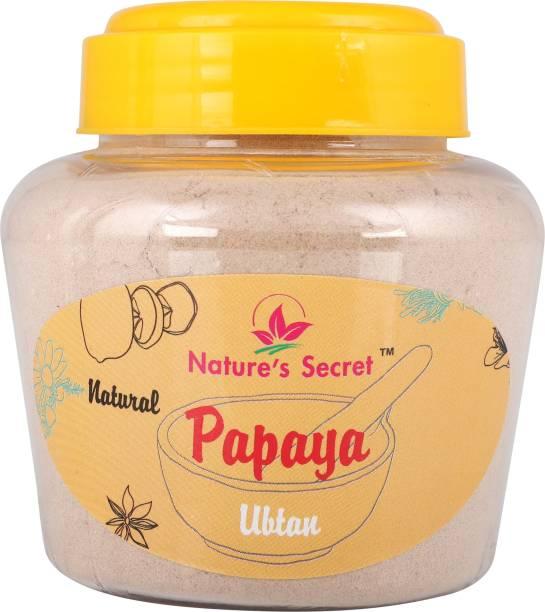 Nature's Secret Papaya Ubtan
