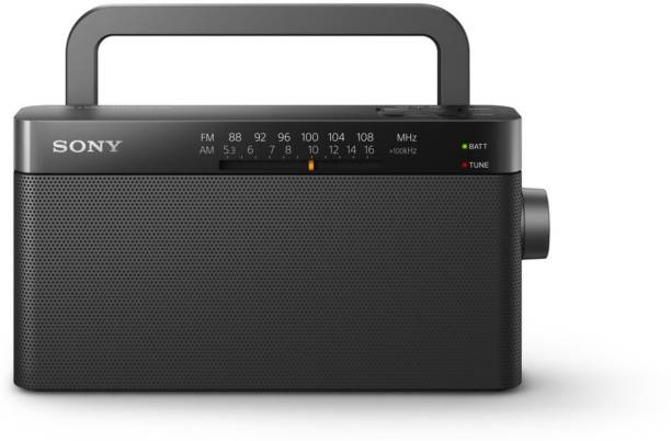 SONY ICF 306 AM FM 2 BAND FM Radio