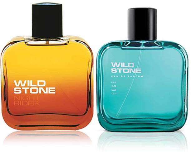 Wild Stone Edge and Night Rider Eau de Parfum  -  100 ml