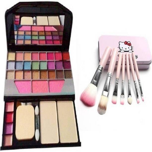 Hello Kitty Ladymode Make up Kit 6155 and HelloKitty make up brush Set