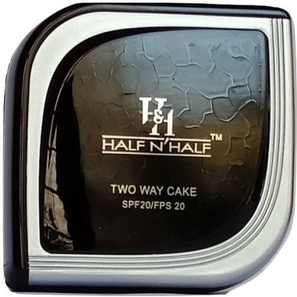 Half N Half Two Way Cake Powder SPF 20/FPS 20 Compact