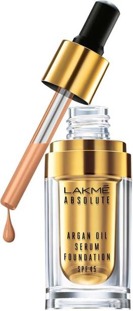Lakmé Absolute Argan Oil Serum with SPF 45 Foundation