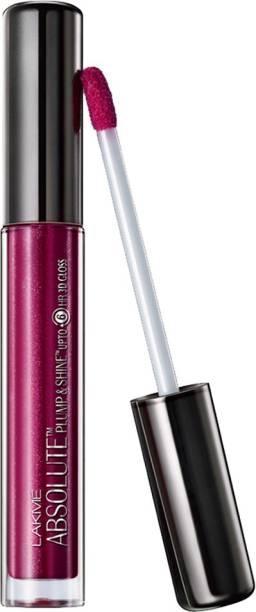 Lakmé Absolute Plump & Shine 3D Lip Gloss - 3 ml