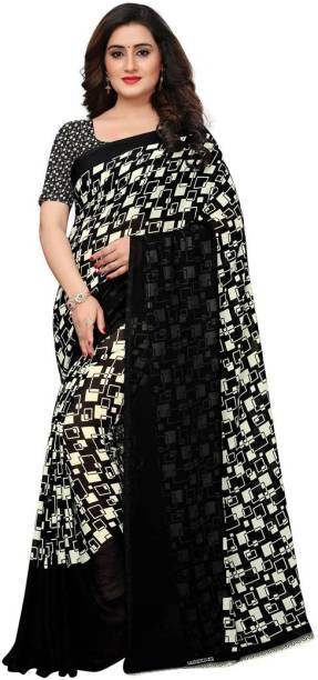 120bb21e9 Pure Chiffon Sarees - Buy Pure Chiffon Sarees Online at Best Prices ...