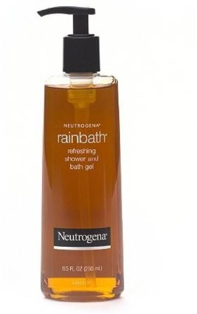 NEUTROGENA Rainbath 8.5 Ounce Shower & Bath Gel (250ml) (2 Pack)