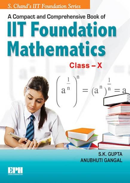 IIT FOUNDATION MATHEMATICS X