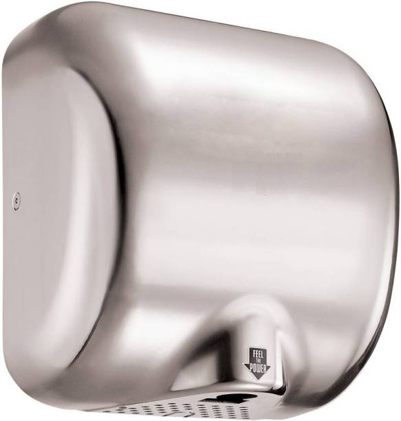 AAI LUXURY JUMBO JET SUPER FAST DRY STAINLESS STEEL SUS 304 AUTOMATIC HEAVY DUTY 99399 Hand Dryer Machine