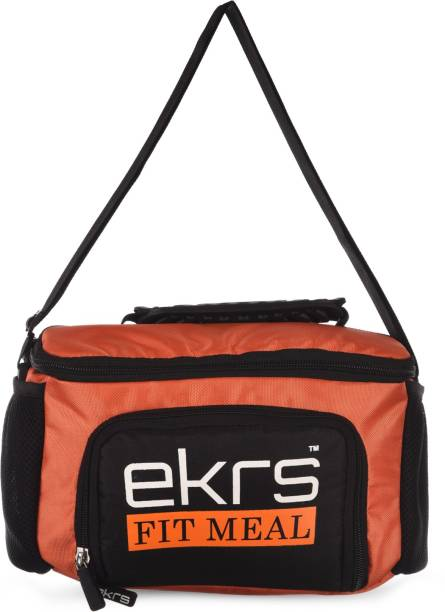 EK RETAIL SHOP Fit Meal Bag - Gym Meal Prep Management Insulated Lunch Bag  Cooler with 62e6d873a8d3d