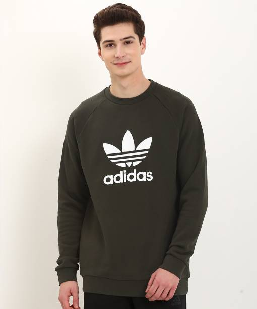 Adidas Sweatshirts - Buy Adidas Sweatshirts Online at Best Prices In ... 340bf76884