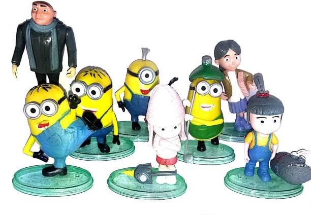 MINIONS Green Plate