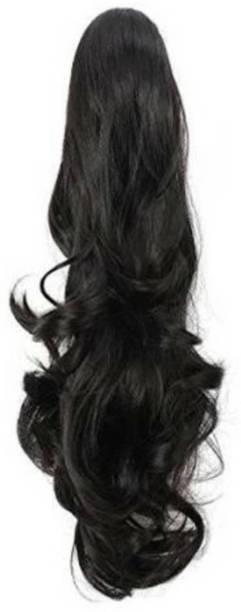 PEMA Black Clutcher Hair Extension