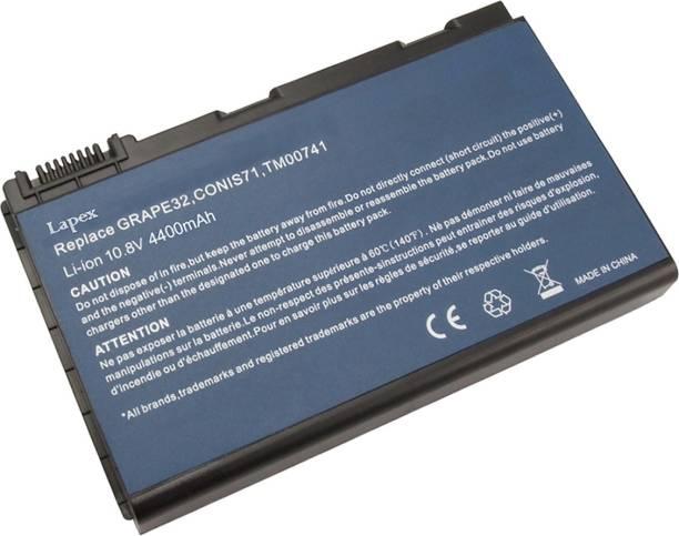 Lapex 5520-6A2G12MI 6 Cell Laptop Battery
