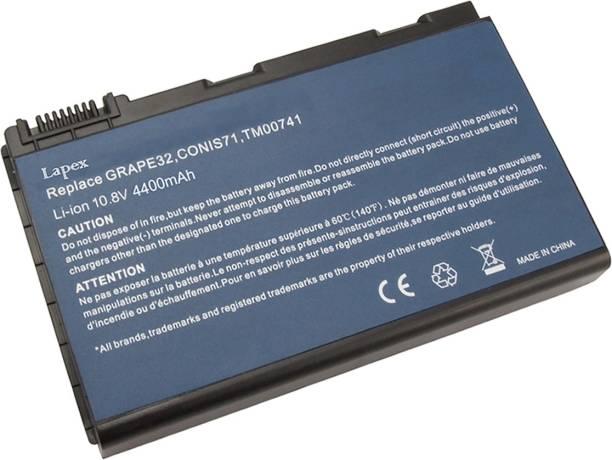 Lapex 5520-6A2G16MI 6 Cell Laptop Battery