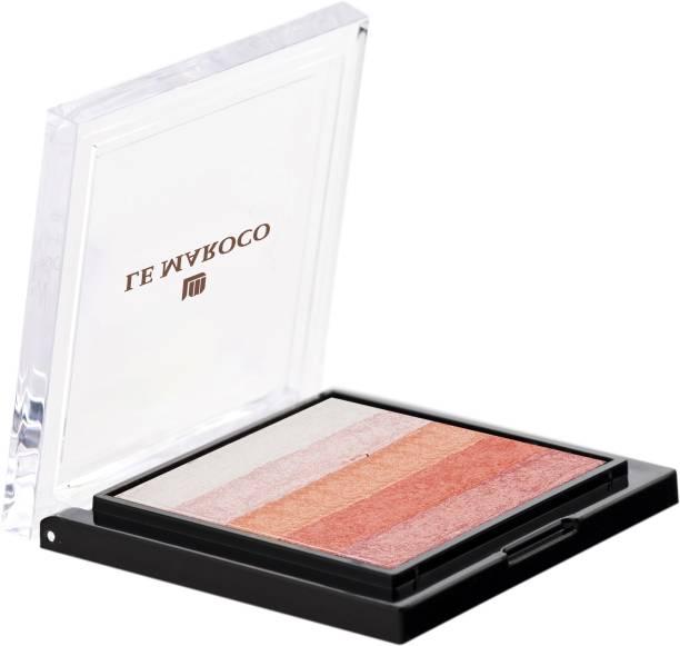 Le Maroco Make Up Shining Star Shimmer Highlighter-0202 Highlighter