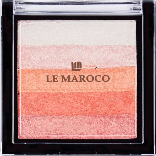 Le Maroco Shimmer Highlighter -02 Highlighter