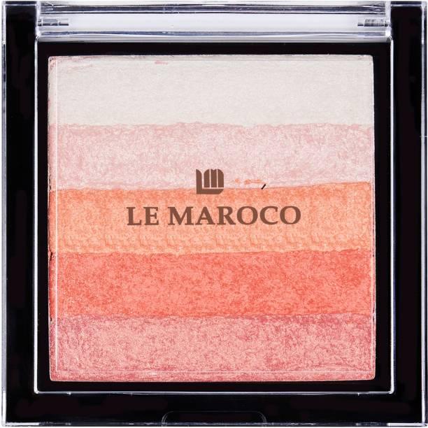 Le Maroco Shimmer Highlighter -02 Highlighter