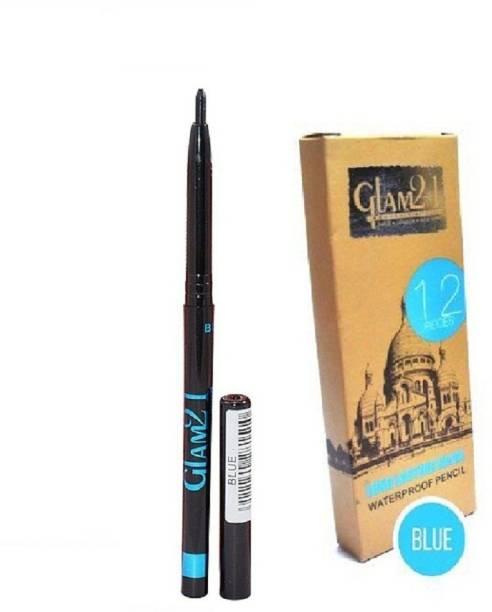 Glam 21 LongLasting Kajal (12pcs)Blue