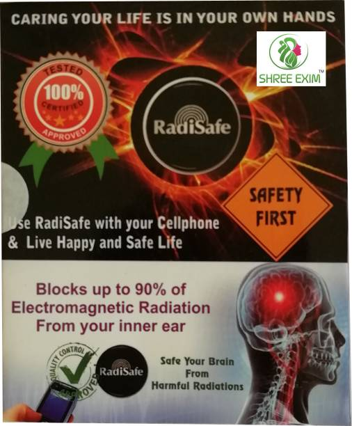 SHREE EXIM Radisafe Radiation Shielding and EMF Protection Anti-Radiation Chip