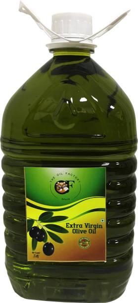 The Oil Factory EXtra Virgin Olive Oil Plastic Bottle