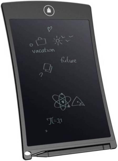 HexaGear Portable Ruff Pad E-Writer, 8.5 inch LCD Paperless Memo Digital Tablet Notepad | Smart LCD Writing Pad Tablet, Handwriting Pad with Smart Pen (Multicolor)