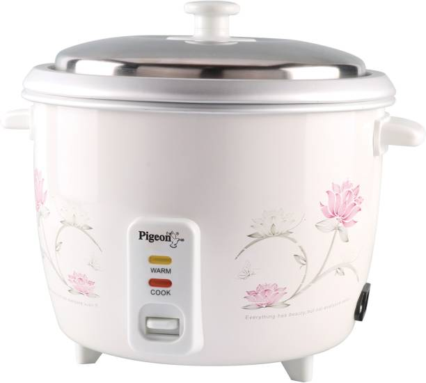 Pigeon Blossom 1.8 Electric Rice Cooker