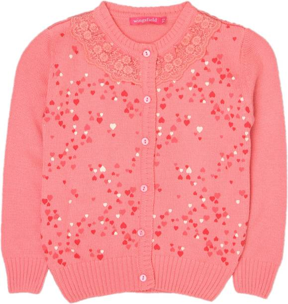 781eb2c41b Sweaters For Girls - Buy Girls Sweaters Online At Best Prices In ...