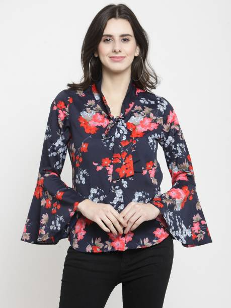eb562ea8a95fc Balloon Sleeve Tops - Buy Balloon Sleeve Tops Online at Best Prices ...
