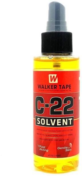 WALKER TAPE C-22 Solvent - 118ml Hair Styler Hair Gel