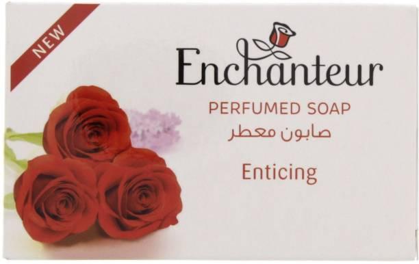 Enchanteur Enticing Perfumed Soap (Made in UAE)