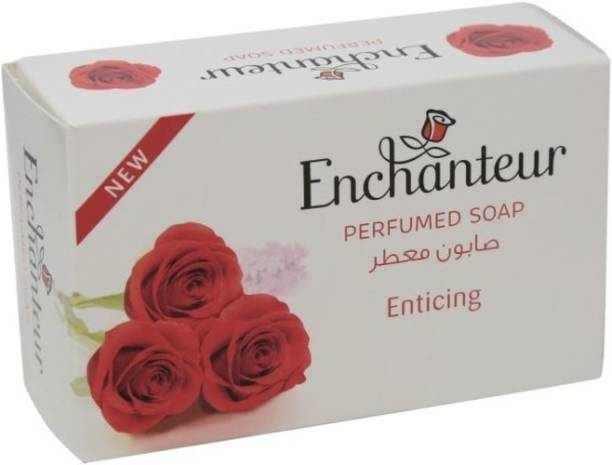 Enchanteur Enticing Perfumed Soap (Made in Malaysia)