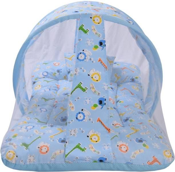 RBC RIYA R blugirfbed baby mosquito net bed crib