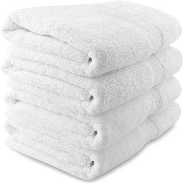 D R Loved for Style Terry Cotton 450 GSM Bath Towel Set