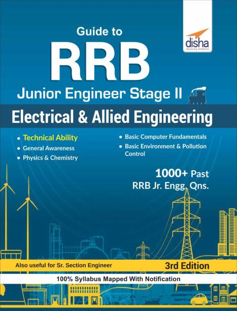 Guide to Rrb Junior Engineer Stage II Electrical & Allied Engineering