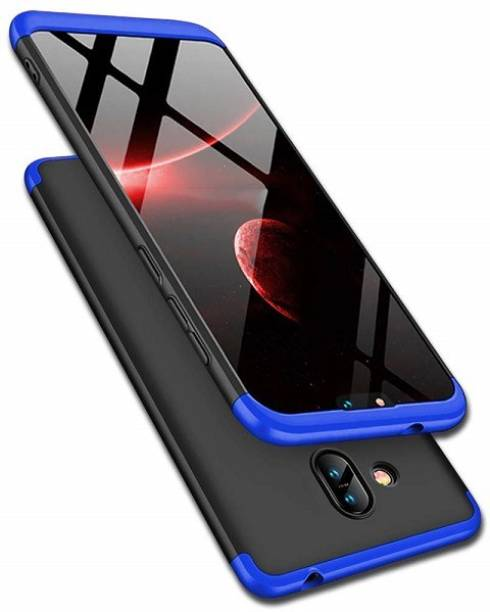 Colorcase Back Cover for Nokia 8.1