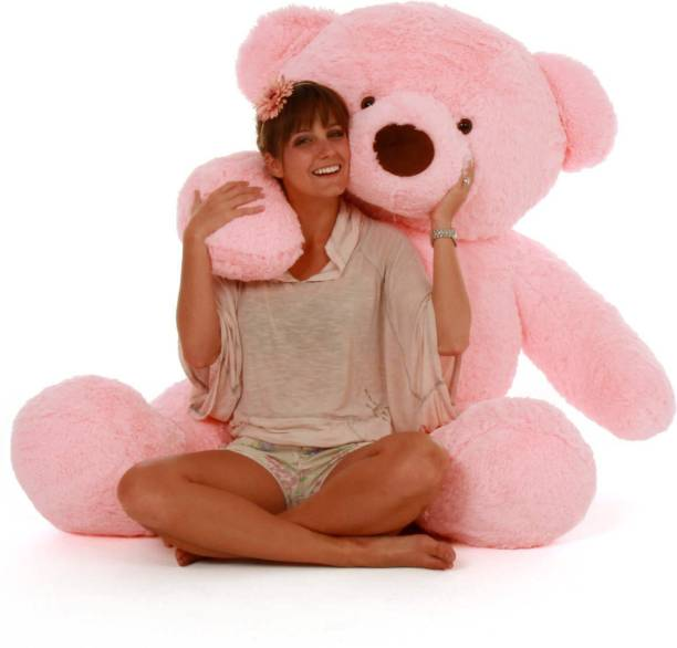 e7380410144 ItaCHee Birthday Gift - A Teddy Bear Pink Color 3 feet for Your Love - 36